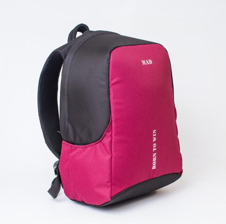 Рюкзак BOOSTER (бордовый)