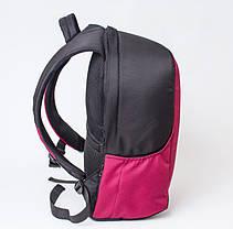 Рюкзак BOOSTER (бордовый), фото 3