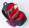 Рюкзак BOOSTER (бордовый), фото 5