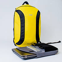 Рюкзак TWILTEX (желтый), фото 3