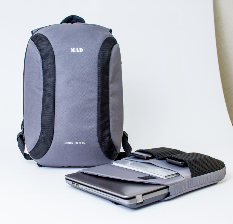 Рюкзак TWILTEX (серый)