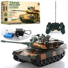 Радиоуправляемый танк M1A2