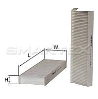 Фильтр салон SMARTEX AC14072-2 (SCT SA 1260, SA 1308, K 1227-2X)