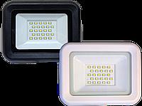 Светодиодный прожектор 50W 4500Lm черный