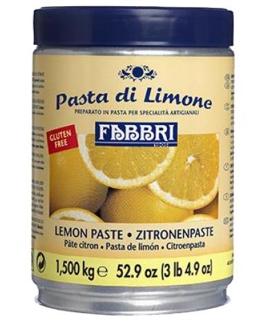 Fabbri Delipaste Lemon, Vanilla Super, Pistachio, пасти Fabbri лимон, ваніль, фісташка
