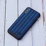 Чохол Apple iPhone X, Ringke серія Flex S, колір Deep Blue, фото 2
