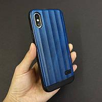 Чехол Ringke Flex S для Apple iPhone X Deep Blue