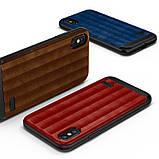 Чохол Apple iPhone X, Ringke серія Flex S, колір Deep Blue, фото 7