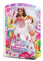Кукла  Барби Принцесса Никки музыкальная Оригинал Barbie Dreamtopia Sweetville Princess Nikki