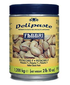 Fabbri Delipaste Lemon, Vanilla Super, Pistachio, пасти Fabbri лимон, ваніль, фісташка, фото 2