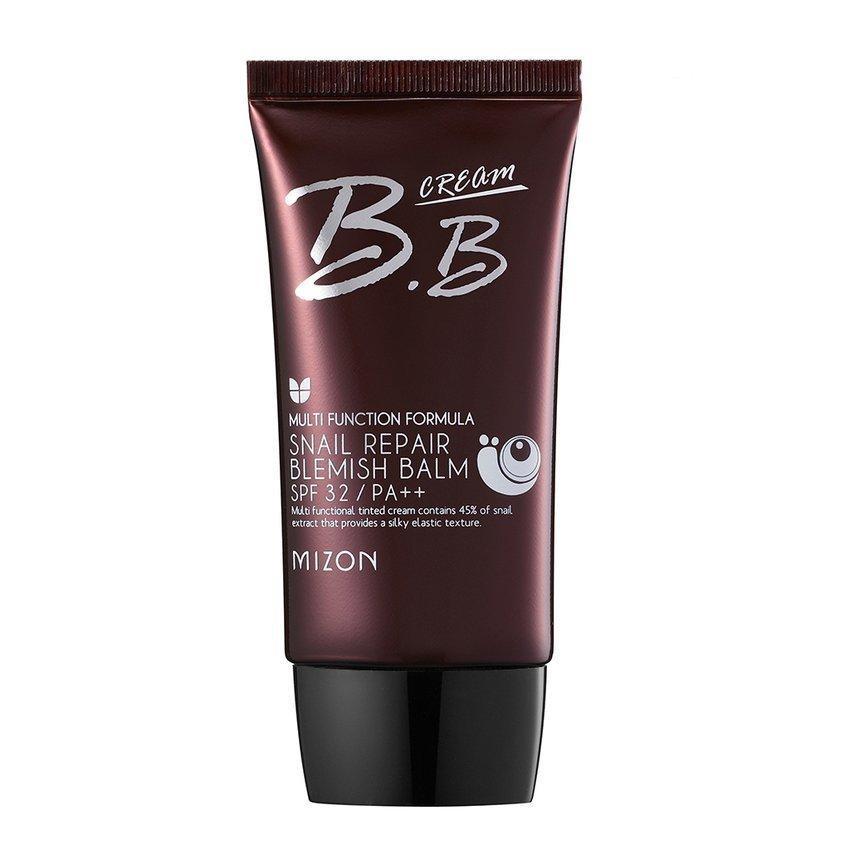 BB-крем с муцином улитки для идеальной кожи Mizon Snail Repair Blemish Balm - 50мл