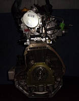 Двигатель R9M 96кВт без навесногоRenaultTrafic 1.6dCi2014-R9M ABC4  (Объем двигателя 1598куб.см)
