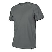 Тактическая футболка Tactical T-shirt Helikon TopCool Shadow Grey (TS-TTS-TC-35), фото 2