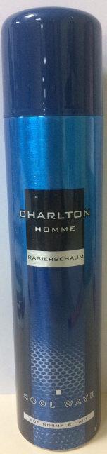 Пена для бритья Экстра Защита Charlton Homme 300 мл