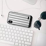 Чохол Apple iPhone X, Ringke серія Flex S Pro, колір Ice Silver, фото 3