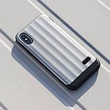 Чохол Apple iPhone X, Ringke серія Flex S Pro, колір Ice Silver, фото 4