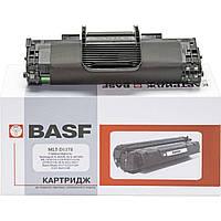 Картридж тонерный BASF для Samsung SCX-4650N/4655FN, Xerox Phaser 3117 аналог MLT-D117S Black