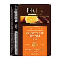 """Мыло натуральное """"шоколад и апельсин"""" Thalia"""