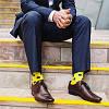 Какие носки выбрать к деловому костюму?