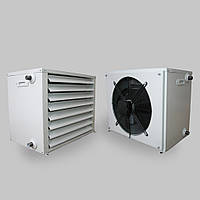 Отопление склада АО ВВО 2.2