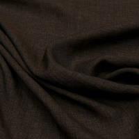 Лен габардин черно серый, фото 1