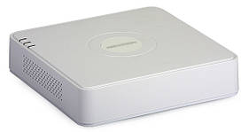 4-канальний Turbo HD відеореєстратор Hikvision DS-7104HQHI-K1