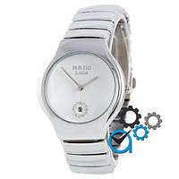 Часы Rado Jubile Diamonds Ceramic White-Silver Pl