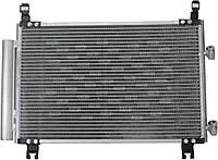 Радиатор кондиционера Тойота ярис Toyota Yaris 1.0 VVT-I, 1.3 VVT-I, 1.33 VVT-I (2005-);