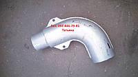 Труба выпускная / выхлопная СМД-31 (31-17С3)