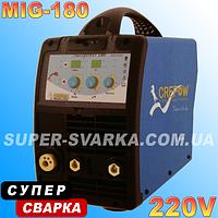 Сварочный полуавтомат CrepoW MIG-180