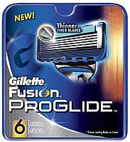 Сменные кассеты для бритья Gillette Fusion ProGlide 6 шт