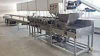 Формующе охладительная резательная машина для ириса