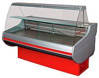 Универсальная витрина Siena-П-1,1-1,7 ПС РОСС (холодильная)