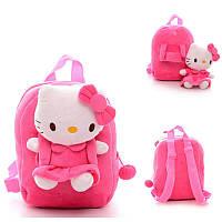 Мягкие рюкзаки Хеллоу Китти/ Hello Kitty (30 см)