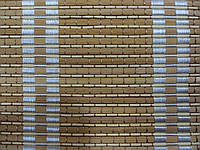 150х160 см. жалюзи бамбук, римские шторы BRM 232