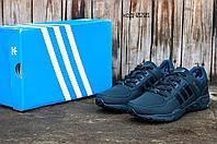 Зимние низкие кроссовки Adidas equipment (реплика)