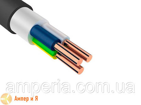 ВВГ 3х4 провод, ГОСТ (ДСТУ), фото 2