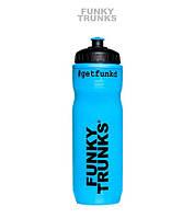 Cпортивная бутылка для воды на 750 ml Funky Trunks GetFunkd (Blue)