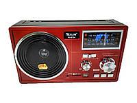 Портативная колонка радио MP3 USB Golon RX-BT04 c Bluetooth Red, фото 1
