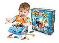 Детская настольная игра Акуломания