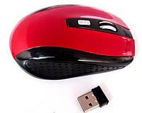Безпровідна оптична мишка миша G 109 Red, фото 1