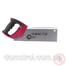 "Ножовка пасовочная по дереву 300 мм, 12 зуб.x1"" INTERTOOL HT-3113"