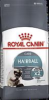 Корм для выведения шерсти Hairball-34, 10 кг