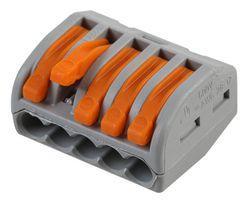 WAGO-клемма 222 серии для распределительных коробок