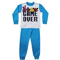 """Пижама подростковая с героями Фредди """"Game over"""" 116-122"""