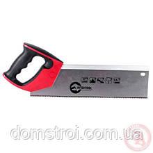 "Ножовка пасовочная по дереву 350 мм, 12 зуб.x1"" INTERTOOL HT-3114"