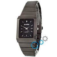 Часы Rado Jubile Quartz Black-Silver