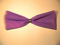 Евросетка (фатин) № 414 цвет - сирень