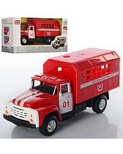 Інерційний вантажівка Автопарк Пожежна служба