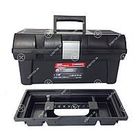 """Ящик для инструментов 16 (90012)  Ящик для інструментів 16"""" Staff Basic Alu 415*226*200 Haisser"""
